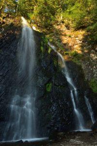 La Cascade de Queureuilh<br> Parc Naturel Régional des Volcans d'Auvergne