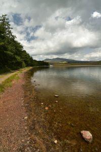 Le Lac Chauvet<br>Parc Naturel Régional des Volcans d'Auvergne