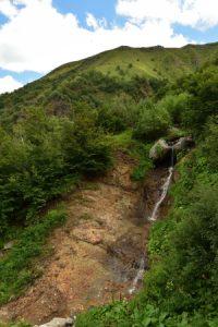 La Cascade Le Moine<br> La Réserve Naturelle de la Vallée de Chaudefour<br> Parc Naturel Régional des Volcans d'Auvergne