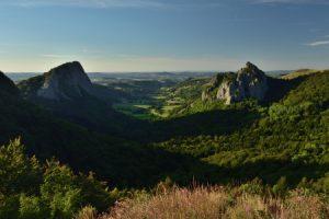 Le Puy de Dôme (1464m)<br> Parc Naturel Régional des Volcans d'Auvergne
