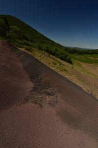 La carrière du Puy de Tunisset<br> Parc Naturel Régional des Volcans d'Auvergne