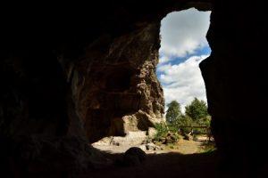 Le Puy des Goules<br> Parc Naturel Régional des Volcans d'Auvergne