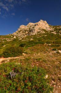 Calanques de Sormiou<br> Parc National des Calanques
