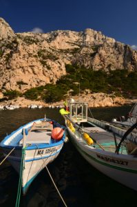 Calanques de Morgiou -  Parc National des Calanques