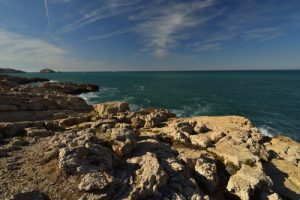 La Calanque du Mauvais Pas<br> Les Calanques de Marseille<br> Parc National des Calanques