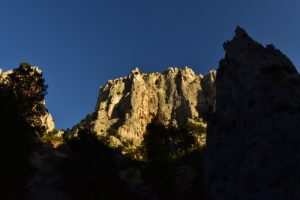 Le Vallon d'En Vau<br> Les Calanques de La Cassis<br> Parc National des Calanques