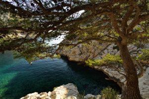 La Calanque de Morgiou<br> Les Calanques de Morgiou<br> Parc National des Calanques