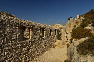 Ancien Fort du Cap de Morgiou<br> Les Calanques de Morgiou<br> Parc National des Calanques