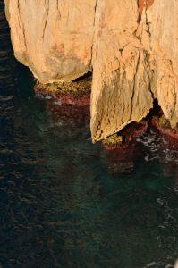 La Calanque de la Triperie depuis le Cap de Morgiou<br> Les Calanques de Morgiou<br> Parc National des Calanques