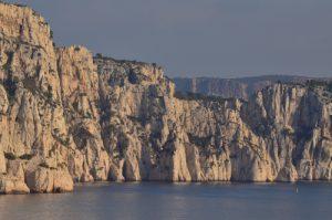La Calanque &amp; le Cap de Morgiou<br> Les Calanques de Morgiou<br> Parc National des Calanques