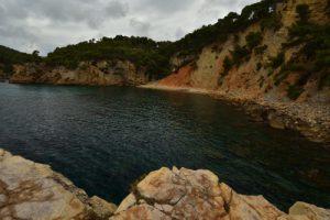 La Galère de la Baie de la Moutte<br> Les Calanques de Bandol