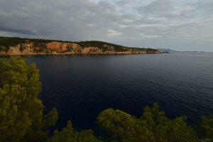La Baie de la Moutte<br> Les Calanques de Bandol
