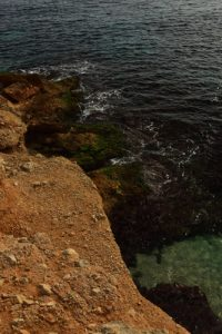 Sentier du littoral entre les Calanques de Marseilleveyre &amp; de la Mounine<br> Les Calanques de Marseille<br> Parc National des Calanques