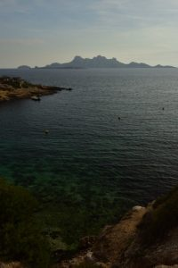 La Calanque de Marseilleveyre <br> Les Calanques de Marseille<br> Parc National des Calanques