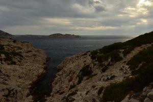 La Calanque de la Mounine<br> Les Calanques de Marseille<br> Parc National des Calanques