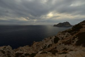 L'Île Maire<br> Les Calanques de Marseille<br> Parc National des Calanques
