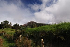 Volcan Turrialba<br>