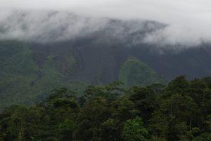 Vues de l'hôtel Arenal volcan Inn Parc du Volcan Arenal Costa-Rica
