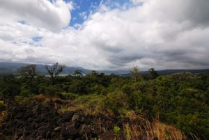 Parc du volcan Arenal<br> Costa-Rica
