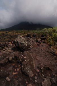 Parc du volcan Arenal Costa-Rica