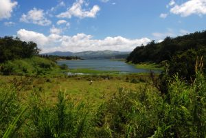Lac Arenal du Volcan Arenal<br> Parc du volcan Arenal<br> Costa-Rica