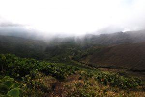 Sentier du Cratère Rincon de la Vieja<br> Parc du volcan Rincon de la Vieja<br> Costa-Rica
