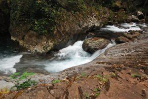 Poza Rio Blanco<br> Parc du volcan Rincon de la Vieja<br> Costa-Rica