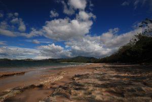 Plage de Conchal<br> Péninsule de Nicoya<br> Costa-Rica