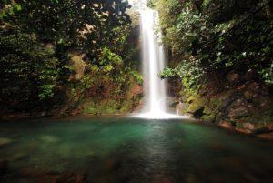 """Cascades """"Cataratas escondidas""""<br> Parc Rincon de la Vieja<br> Costa-Rica"""