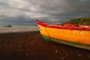 Plage proche de Jaco<br> Costa-Rica