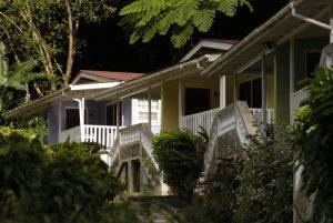 Bungalow Chez Ophélia<br> Île de la Dominique (Dominica)