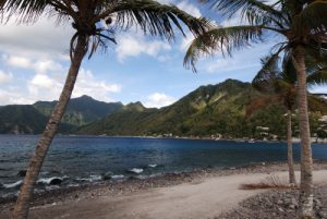 Plage du Village de Scotts Head<br>