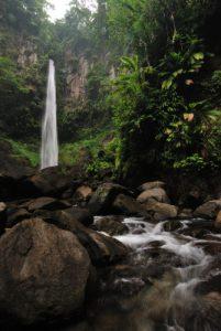 Cascade Sari-Sari Falls<br> Île de la Dominique (Dominica)