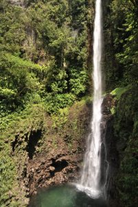 La Cascade Middleham Falls<br> Île de la Dominique (Dominica)
