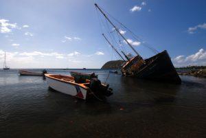 Petite Anse Saline Trace des Caps Île de la Martinique