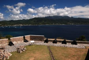 Fort Shirley<br> Cabrits National Park<br> Île de la Dominique (Dominica)