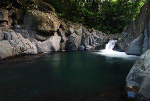 Chaudière pool<br> Île de la Dominique (Dominica)