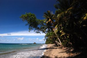 Plage de Batibou Bay<br> Île de la Dominique (Dominica)