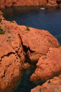 Point de vue de la Calanque de St Barthélemy -  Réserve biologique de l'Esterel