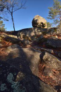 Les Gorges de Franchard<br> Forêt de Fontainebleau