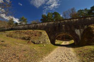 Acqueduc de la Vanne<br> Forêt de Fontainebleau
