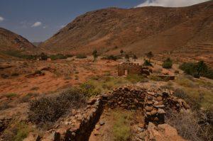 Parque rural de Bétancuria. Île de Fuerteventura (Islas Canarias).