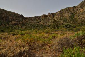 Caldera de Bandama<br> Île de Grande Canarie
