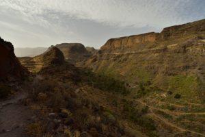 Le site archéologique Guanche Las Fortalezas<br> Île de Grande Canarie