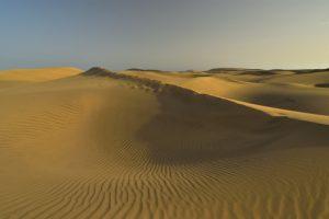 Les Dunes de Maspalomas<br> Reserva Natural Especial de Las Dunas de Maspalomas<br> Île de Grande Canarie