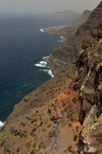 Mirador del Balcon<br> Parque National de Tamadaba<br> Île de Grande Canarie