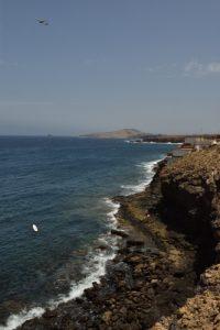 Le village de Tufia<br> Île de Grande Canarie