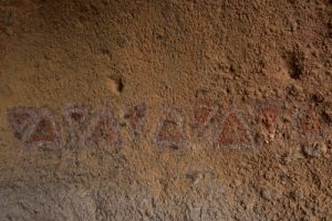 Site archéologique des Grottes Guanches Cuevas de Cuatro Puertas  près de Telde<br> Île de Grande Canarie