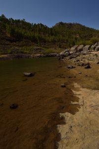 Le Lac de barrage Presa de la Niña<br> Parquel Rural del Nublo<br> Île de Grande Canarie