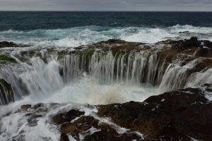 Vortex Bufadero de la Garita<br> Île de Grande Canarie